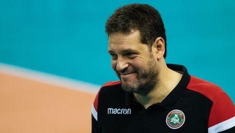 Пламен Константинов и Локомотив (Новосибирск) може да бъдат обявени за шампиони на Русия