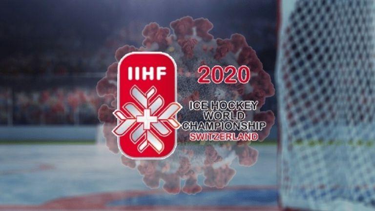 Световното първенство по хокей на лед бе отменено
