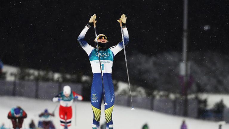 Олимпийската шампионка в ски-бягането Стина Нилсон премина в биатлона