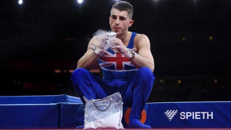 Олимпийският шампион в гимнастиката Макс Уитлок към спортистите: Трябва да бъдем търпеливи