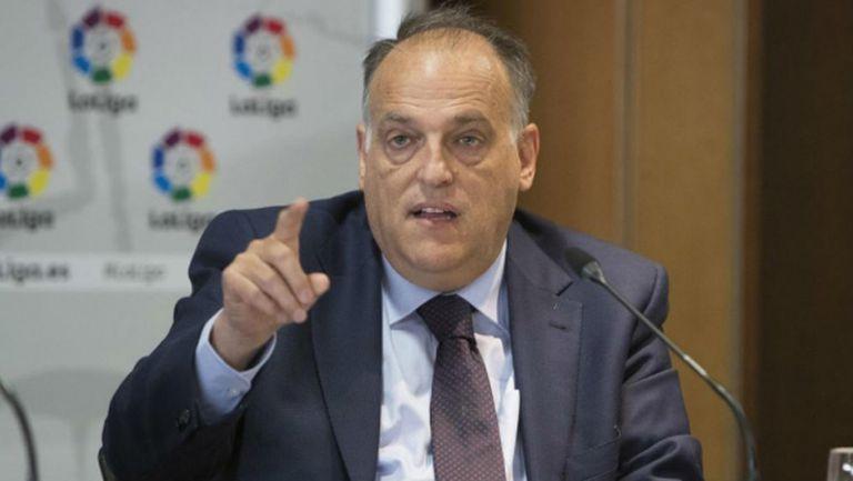 Инфантино се опитва се да разруши футбола, гневи се босът на Ла Лига
