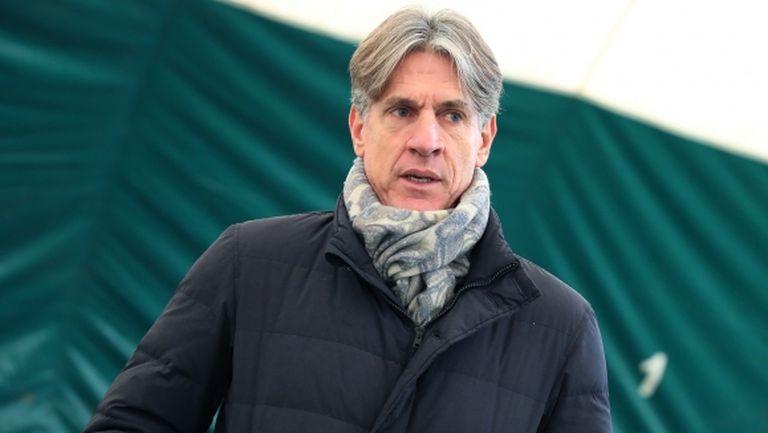 Италианският шеф на ЦСКА-София изнерви България с изказване за болниците у нас