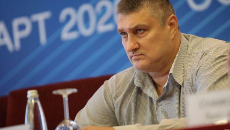 Любо Ганев свиква видео заседание УС на 31 март, ето какво ще се обсъжда