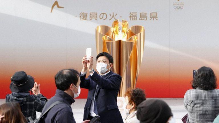 Отмениха щафетата с олимпийския огън