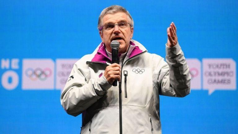 Бах: Новите дати за провеждане на Олимпийските игри все още не са ясни