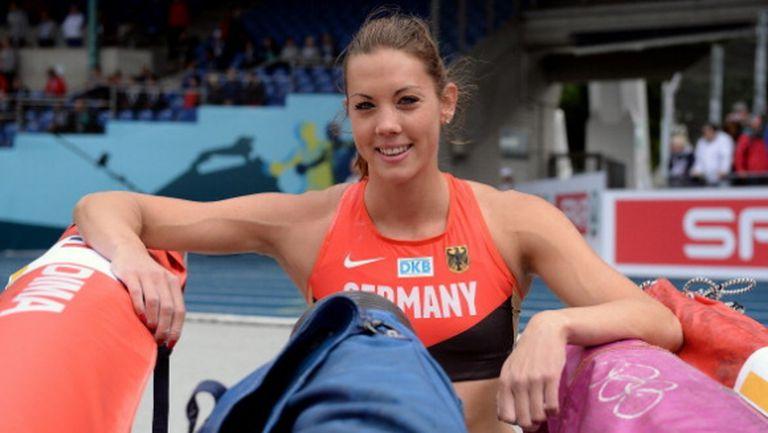 Отлагането на Игрите вдъхна надежда на красива атлетка