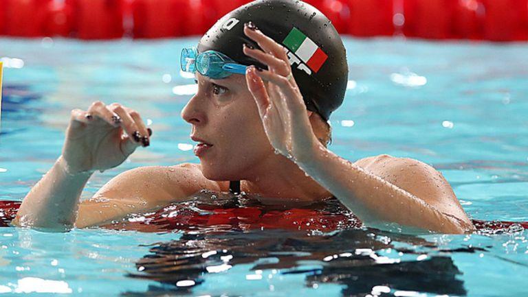 Пелегрини остава в басейна още поне година след отлагането на Олимпийските игри