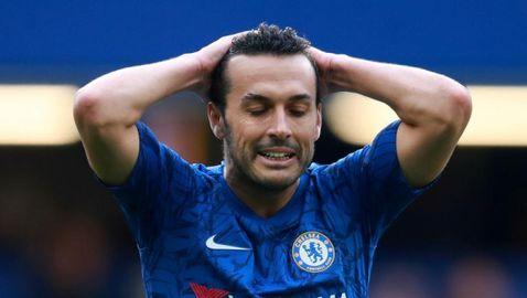 Тръгвам си от Челси, призна Педро
