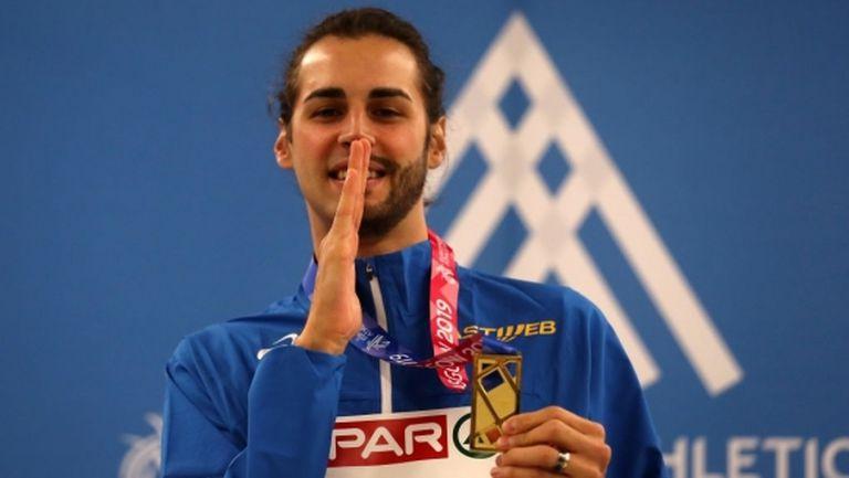 Тамбери ще чака 9 години за участие на олимпиада