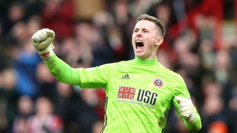 Шефилд Юнайтед се надява да задържи Дийн Хендерсън за още един сезон