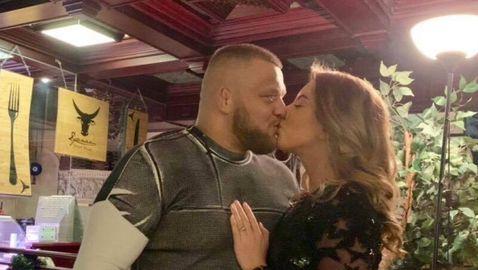 Катрин Тасева развалила годежа