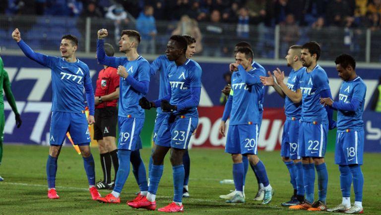 """Футболисти на Левски отварят домовете си за """"сините"""" фенове"""