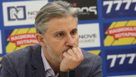 Павел Колев: Левски ще плати вноската си към НАП