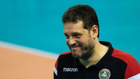 Пламен Константинов изведе Локомотив (Новосибирск) до шампионската титла на Русия