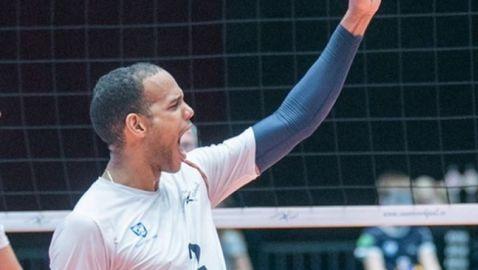 Кубински волейболист се възстанови от коронавирус