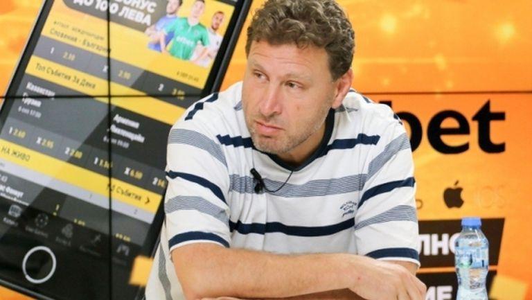 Вили Вуцов: Трябва да се мисли за съкратени първенства (видео)