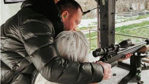 Андреа и Кубрат Пулев отново заедно (видео + снимка)