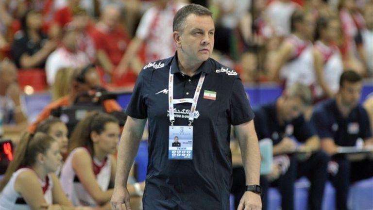 Игор Колакович: Не съм уволнен, обстановката в Иран е сложна