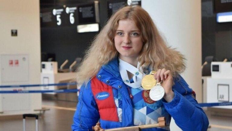 Биатлонистката Анастасия Халиулина е болна от COVID-19