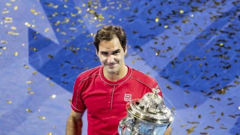 Федерер се връща в Базел, за да гони 11-та титла у дома