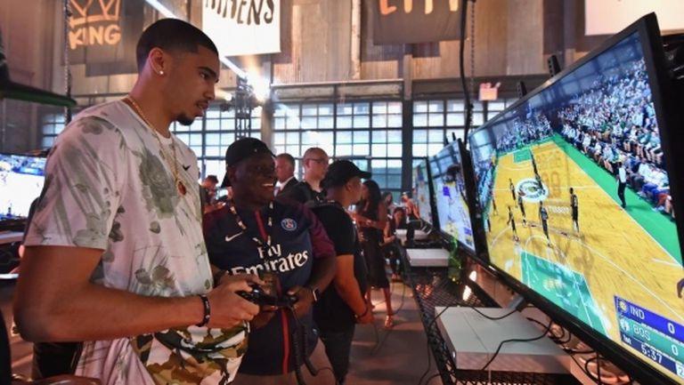 НБА започва виртуален турнир в петък