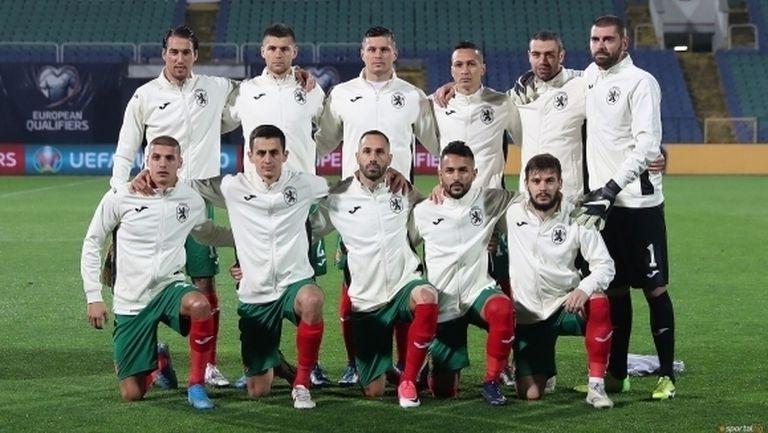 Футболните национали с благодарствено видео до медиците в България