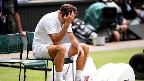 """Роджър Федерер """"съкрушен"""" от решението"""