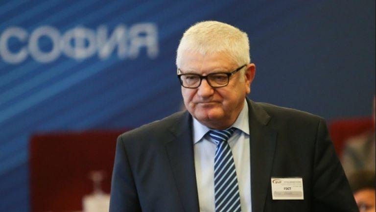 Петър Кънев се завръща като вицепрезидент на БФ Волейбол