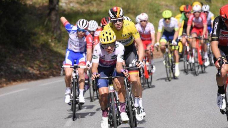 """""""Тур дьо Франс"""" няма да се проведе без публика"""