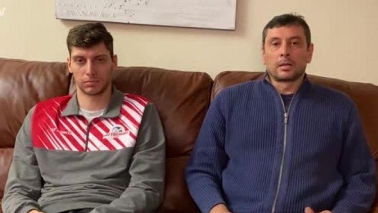 За втори път баща и син печелят титлата заедно (видео)