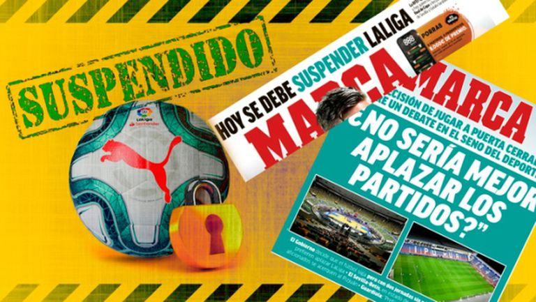 Испанската лига подготвя протокол за подновяването на първенството