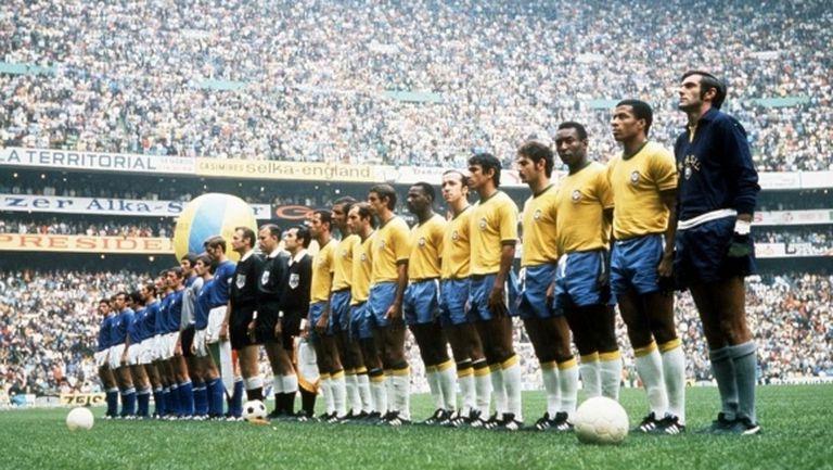 Италианска легенда: Бразилия от Мексико'70 беше отбор от стратосферата