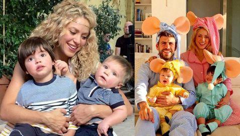 Шакира: Позволете на децата да излизат навън