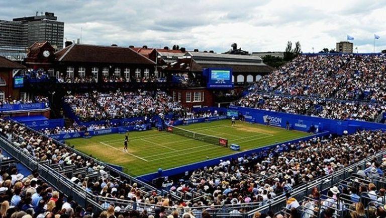 Британската тенис асоциация подпомага своите спортисти с 20 милиона