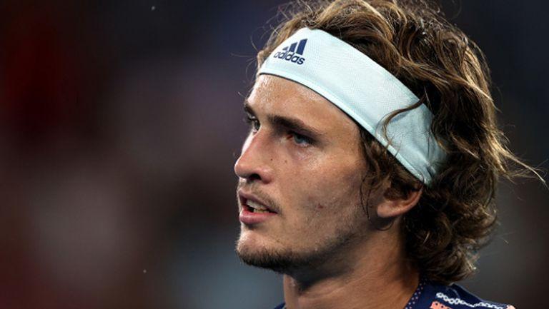 Зверев играл с коронавирус на Australian Open?
