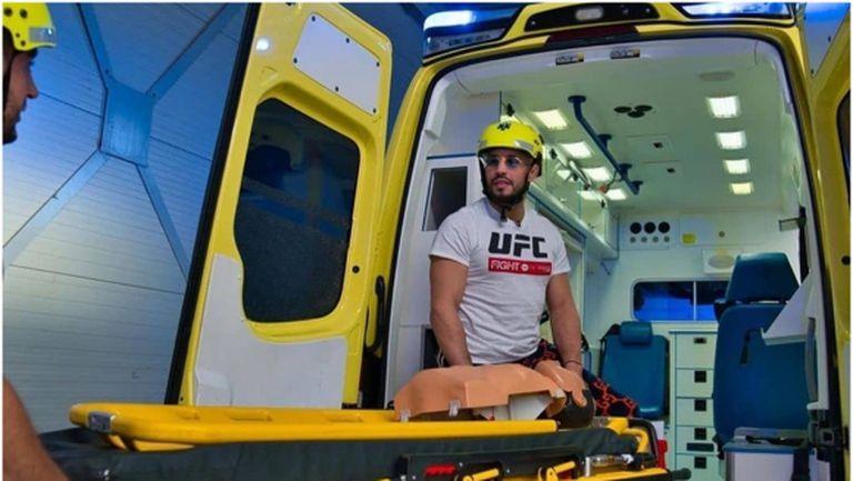 Боец на UFC трогна феновете с голямото си сърце