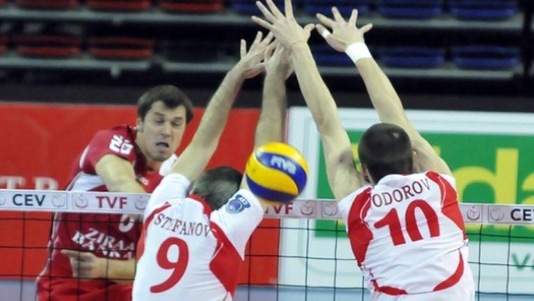 ЦСКА продължава да излъчва поредицата си от велики мачове! Гледайте ТУК!