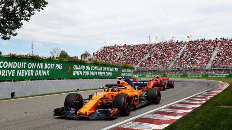 Формула 1 отложи девети старт от сезона