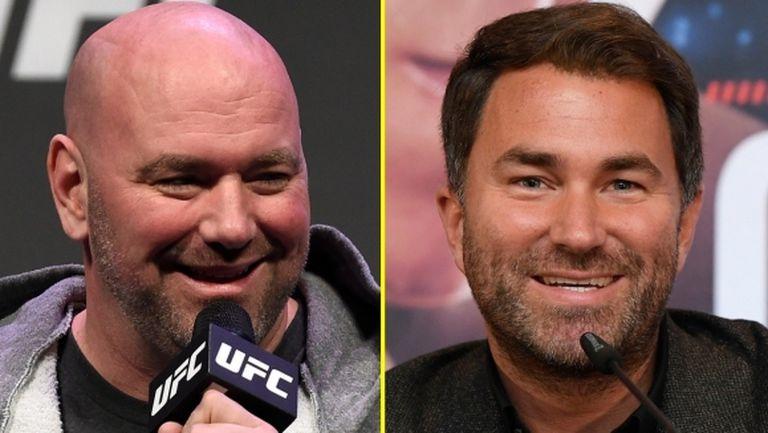 """Еди Хърн нарече Дейна Уайт """"луд"""" заради UFC 249"""