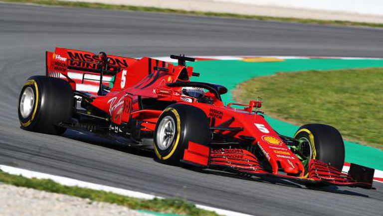 Ферари ще направят всичко по силите си сезонът във Формула 1 да се състои
