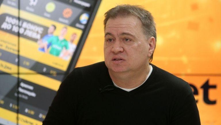 Николай Жейнов: Всички клубове имат проблеми, трябва взаимно да си помогнем