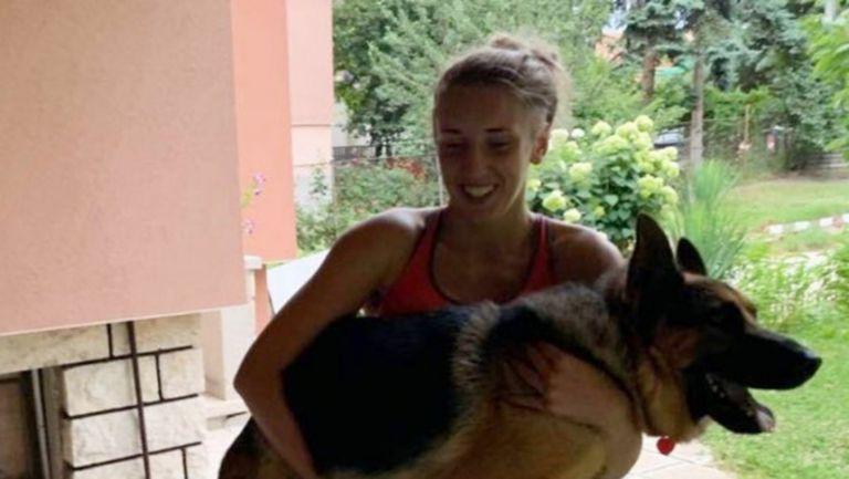Принц - кучето на Алекс Миланова