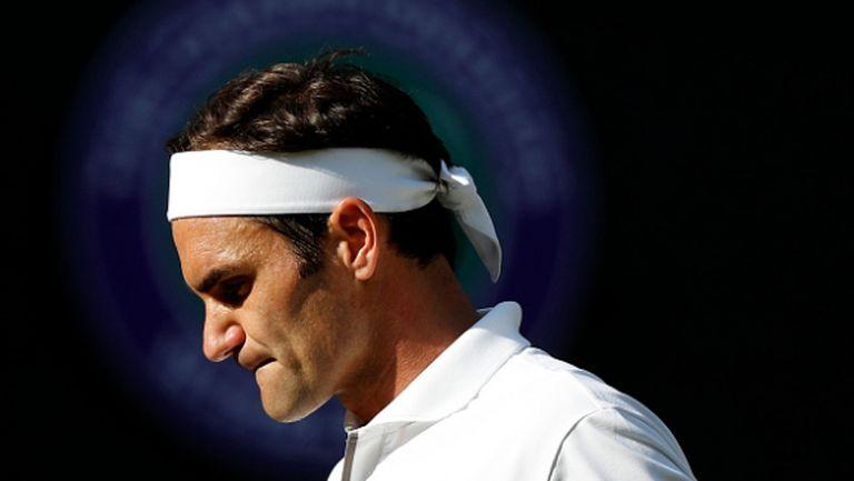 """Федерер и """"Уимбълдън"""" с послание към феновете на тениса (видео)"""