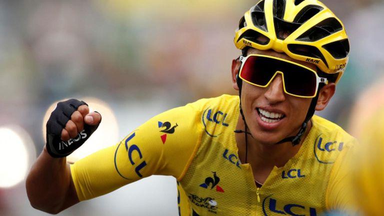"""Шампионът от """"Тур дьо Франс"""" с благотворителна инициатива в полза на деца в Колумбия"""