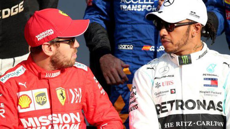Ако Хамилтън беше съотборник с Леклер във Ферари, щеше да стане същото като с Фетел