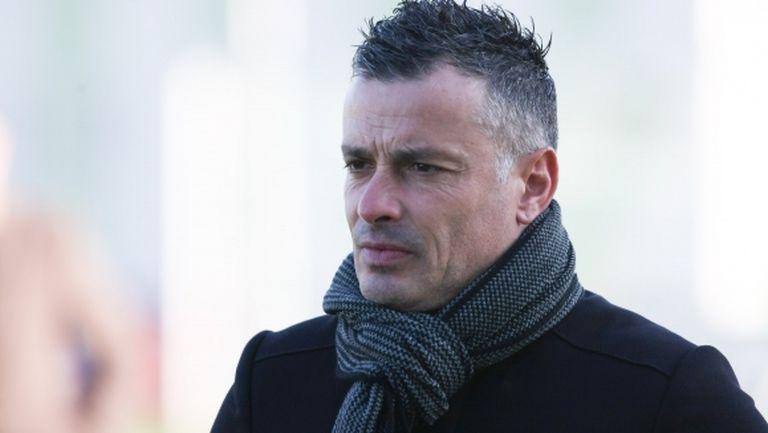 Треньорът на Дунав: Напрежението е голямо