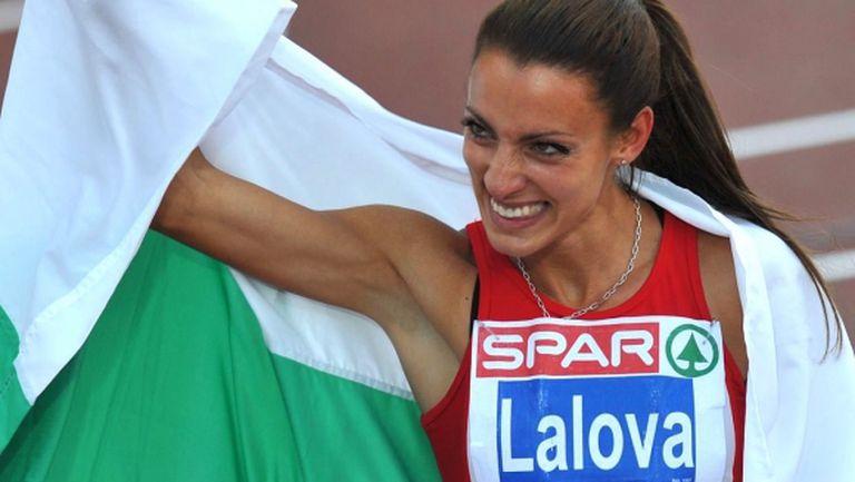 Ивет Лалова:  Искам, когато следващата година Олимпиадата в Токио бъде открита, хората да плачат от радост