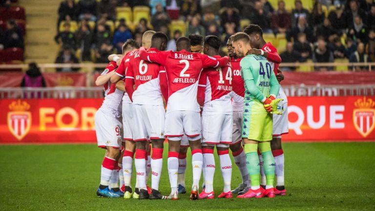 Принцът на Монако обеща финансова подкрепа за футболния клуб