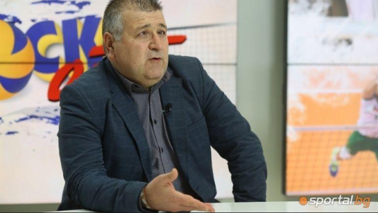 Огнян Томов: Форматът на Суперлигата ще зависи изцяло от финансовото състояние на клубовете