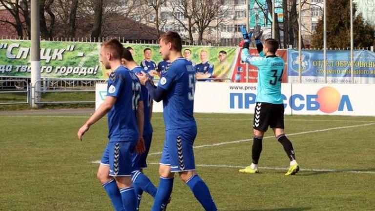Слуцк и Витебск дадоха спокойствие на лидера (видео)